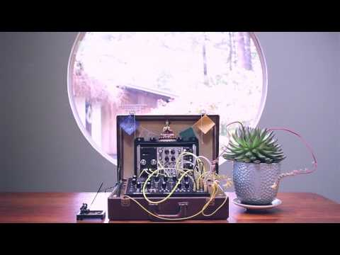 Rainy Day Modular #3 - Zvex Lo-Fi Junky, Temps Utile, Moog Mother 32