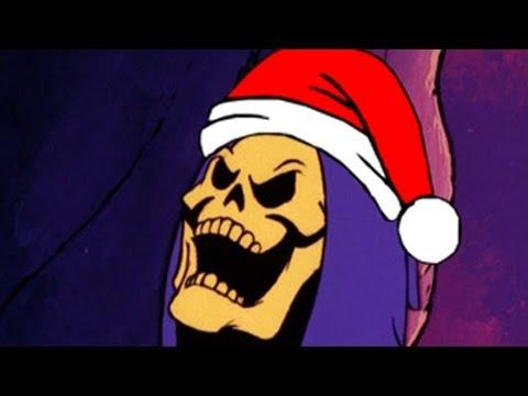 A Very Skeletor Christmas