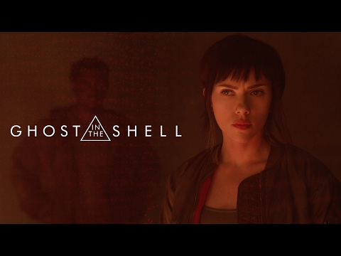 Ghost In The Shell (2017) - Official Trailer - Paramount Pictures