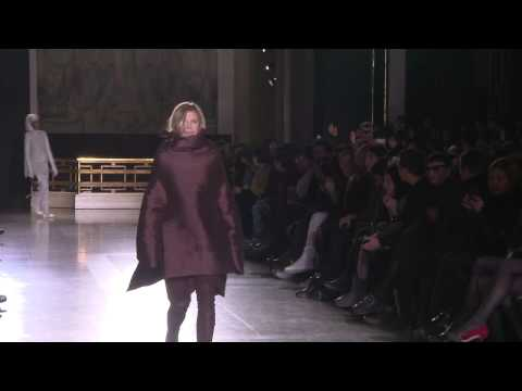 Rick Owens | Fall Winter 2014/2015 Full Fashion Show | Exclusive Video