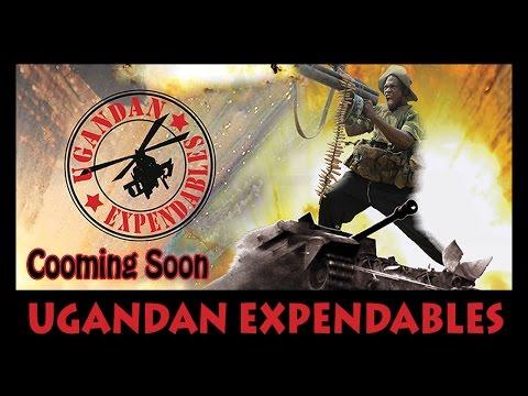 Operation Kakongoliro! The Ugandan Expendables