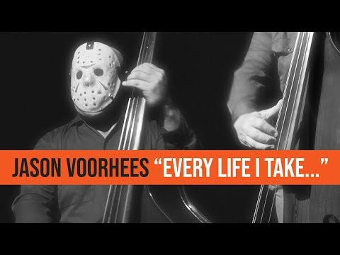 "JASON VOORHEES - ""EVERY LIFE I TAKE..."" (EVERY BREATH YOU TAKE PARODY)"