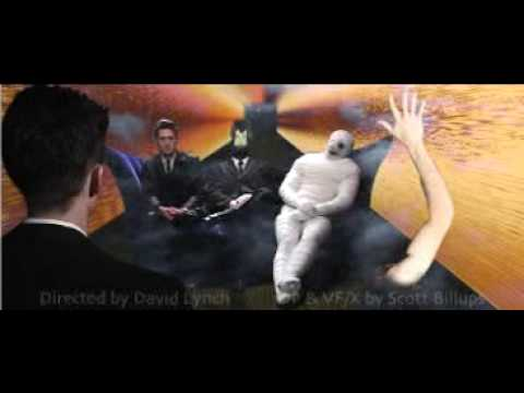 Commercial, Anuncio PlayStation 2- The Third place color de David Lynch