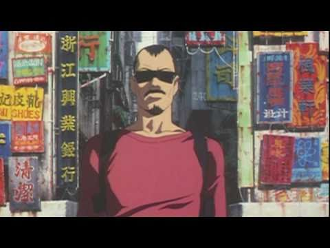 Best Scene from Ghost in the Shell