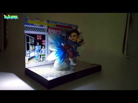BigBoysToys T.N.C.-03 Chun-Li Sound and Light Effect