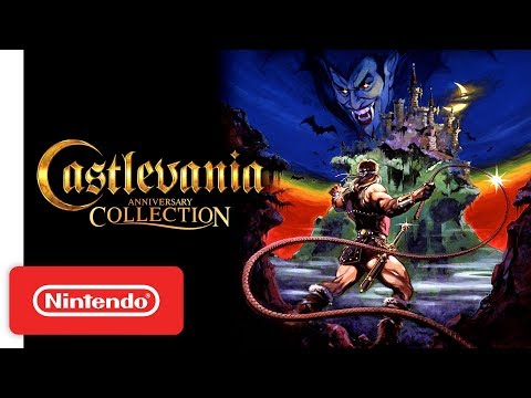 Castlevania Anniversary Collection - Launch Trailer - Nintendo Switch
