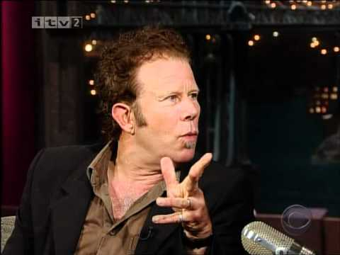 Tom Waits 2004 09 28 Letterman