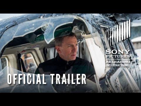 SPECTRE – Official Trailer – In Cinemas Now