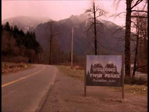 Twin Peaks Intro HD