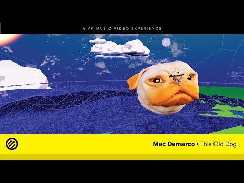"""Mac DeMarco - """"This Old Dog"""" (VR/360 Music Video)"""