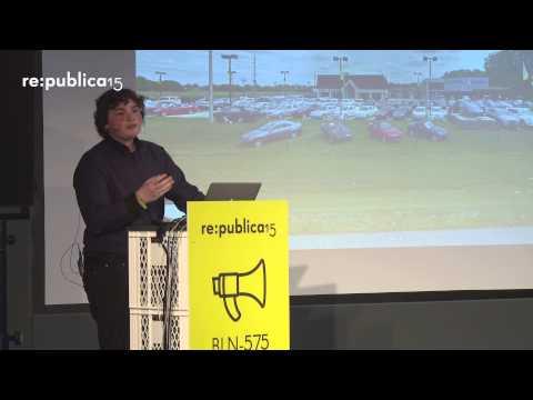re:publica 2015 - M. C. McGrath: Watching the Watchers: Building a Sousveillance State