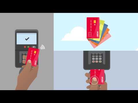 EMV card with fingerprint biometrics