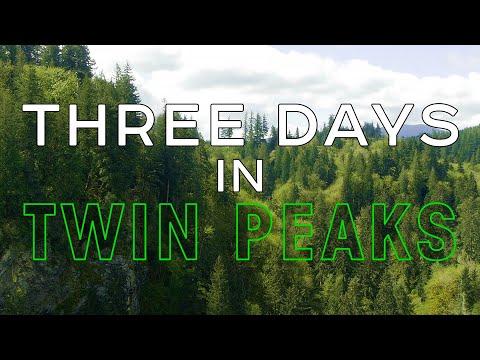 Three Days in Twin Peaks