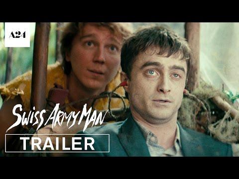 Swiss Army Man | Official Trailer HD | A24