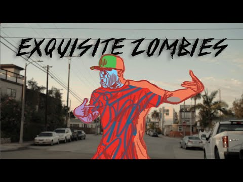"""EXQUISITE ZOMBIES """"Stampede"""" 