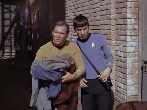 """Fan"" Star Trek Original Series Clip to ""Common People"" by William Shatner"