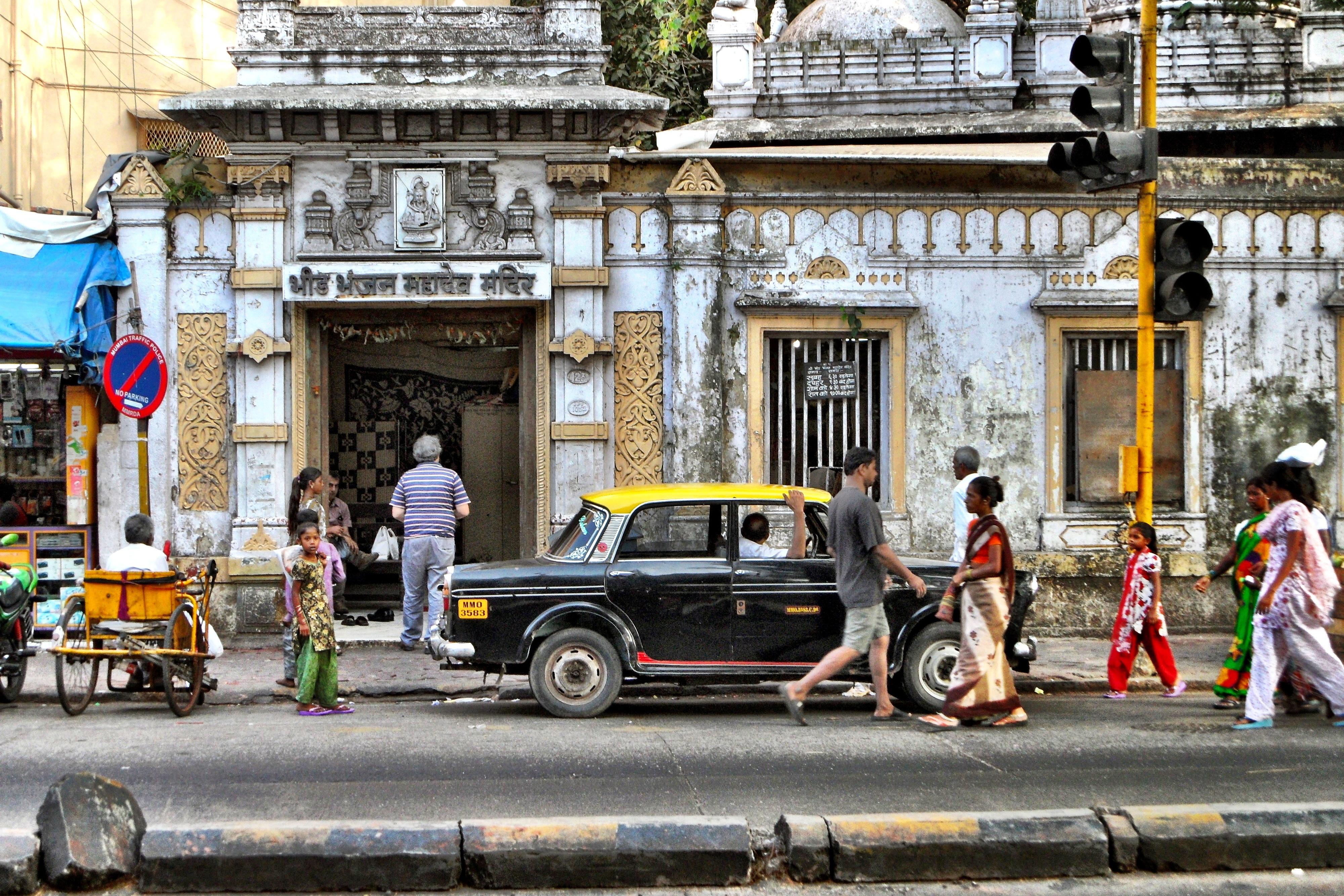 Streetlife in Mumbai