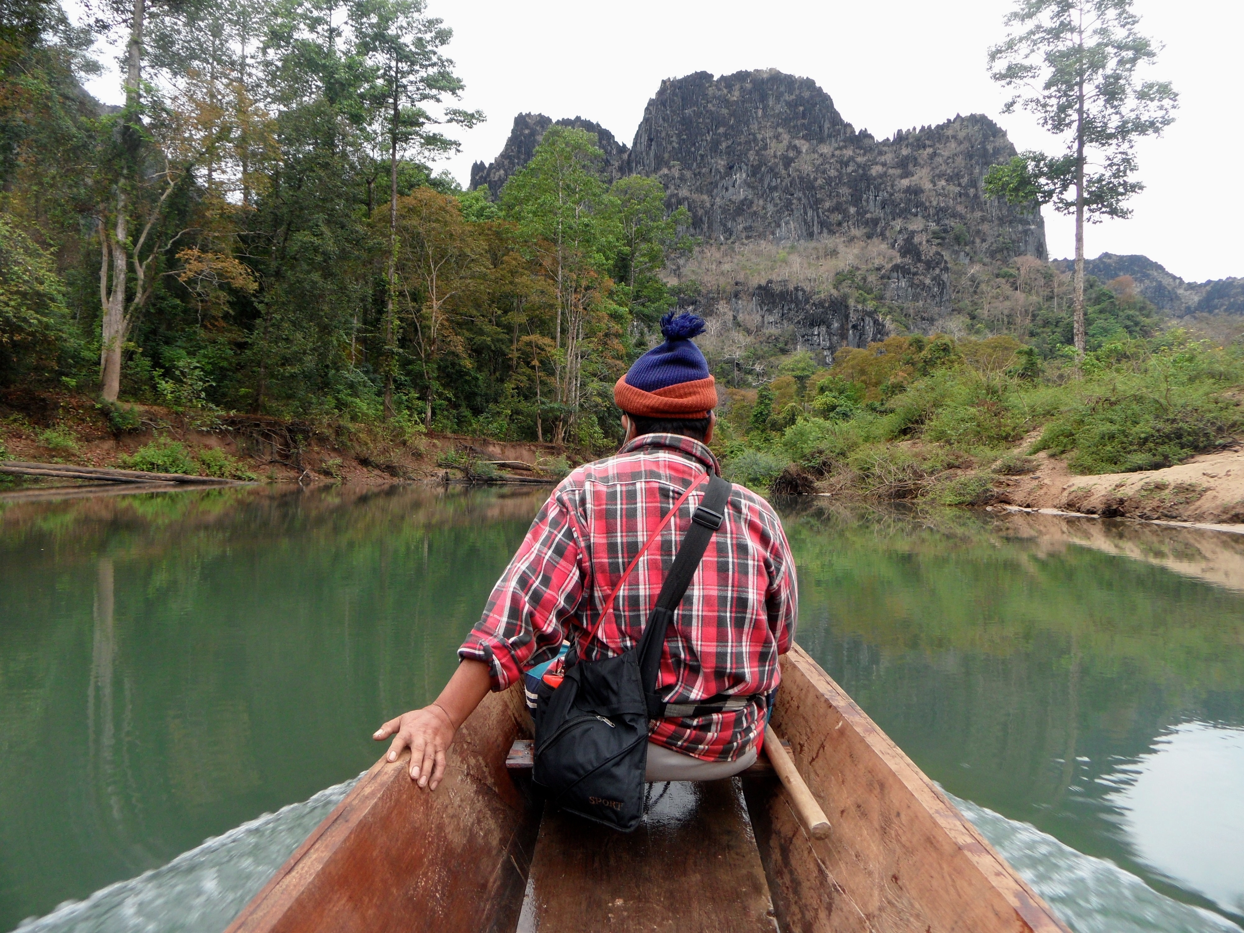 The Loop - Auf dem Moped durch das laotische Hinterland