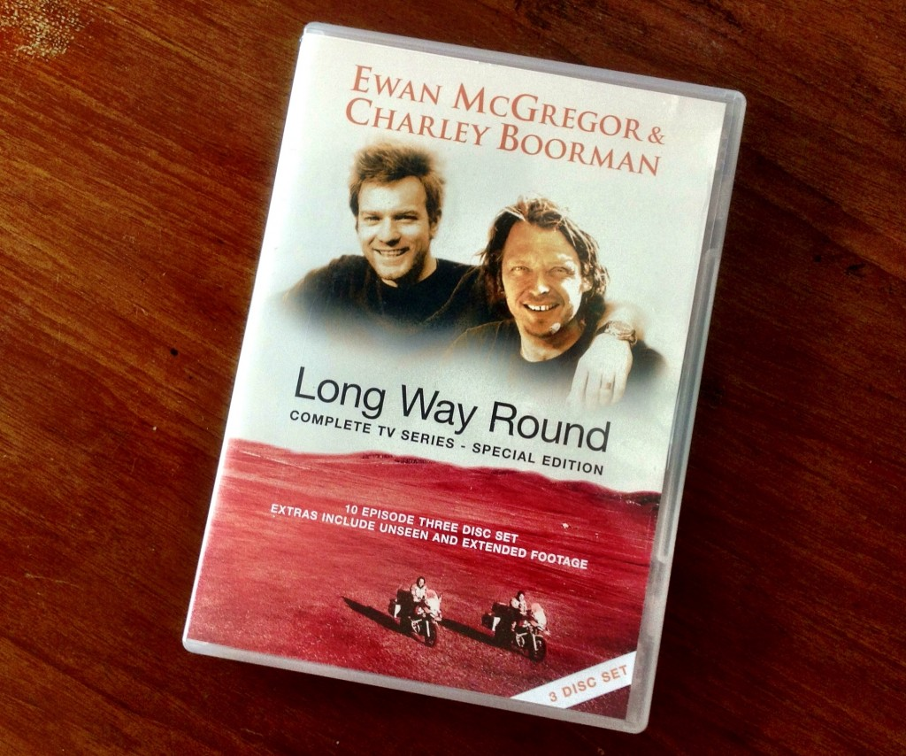 Long Way Round (DVD Edition)