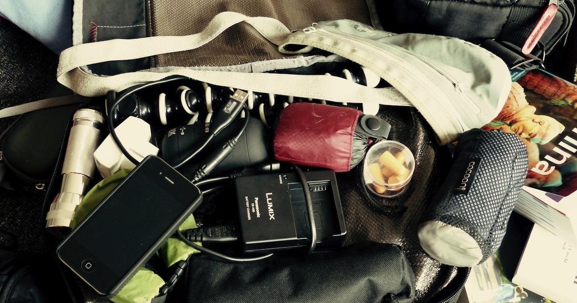 Der Rucksack ist gepackt und Zwentner.com kommt mit!