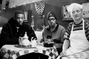 Bill Murray & The RZA