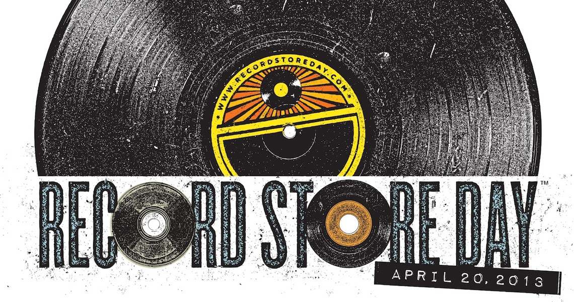 Am 19. April ist Record Store Day