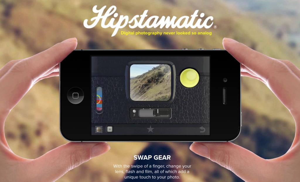 Hipstamatic Classic