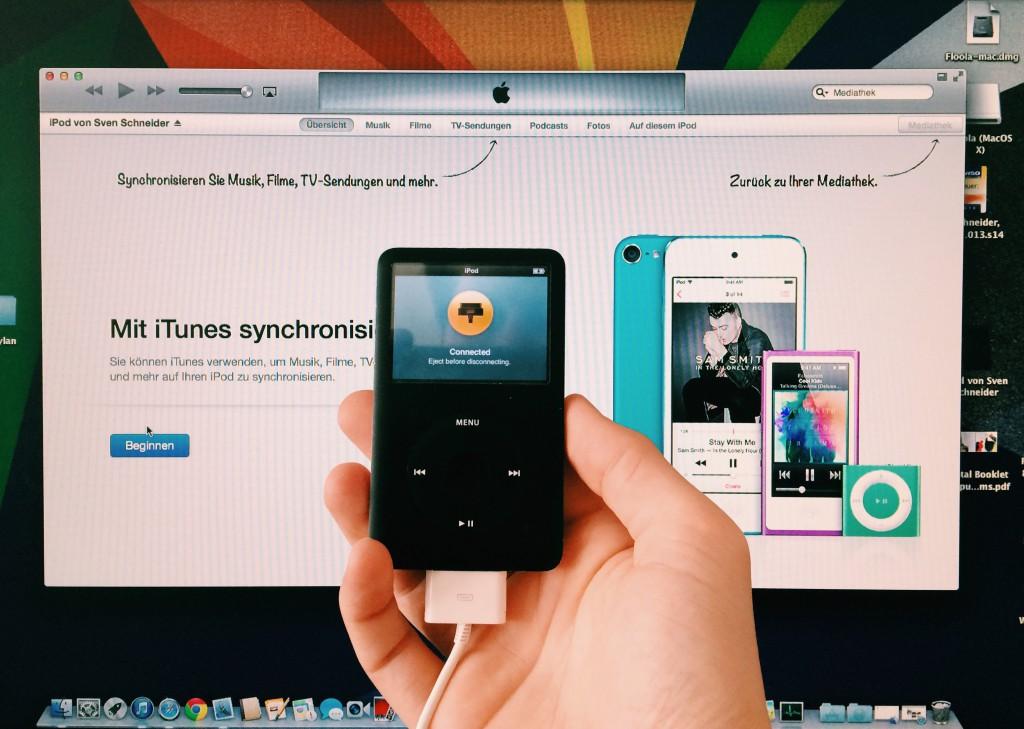 iPod Classic & iTunes Match