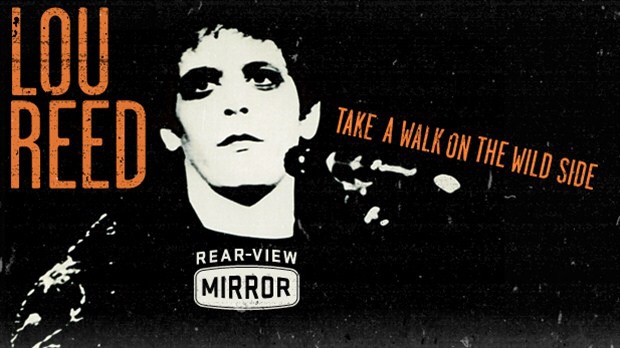 Lou Reed, Walk on the Wild Side / Zwentner.com