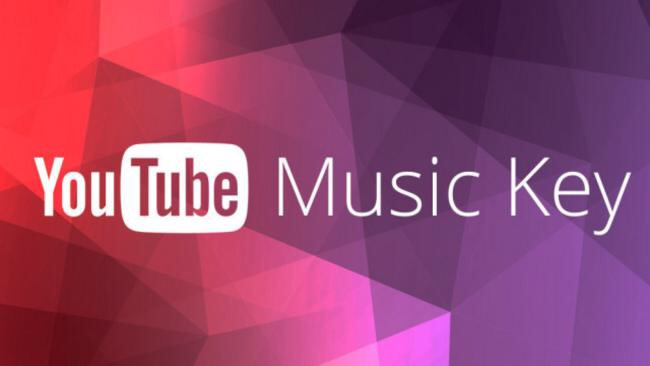 YouTube Music Key / Zwentner.com