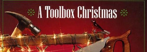 Toolbox Christmas Cover : ZWENTNER.com