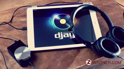 DJ Connect am iPad  Zwentner com