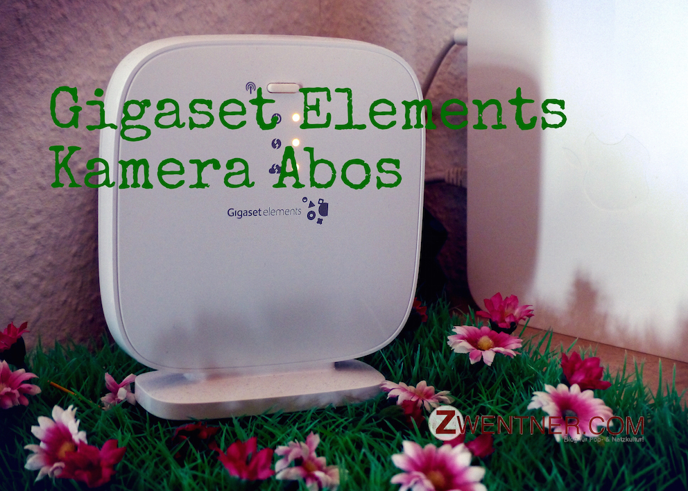 Gigaset Elements Camera : Zwentner.com