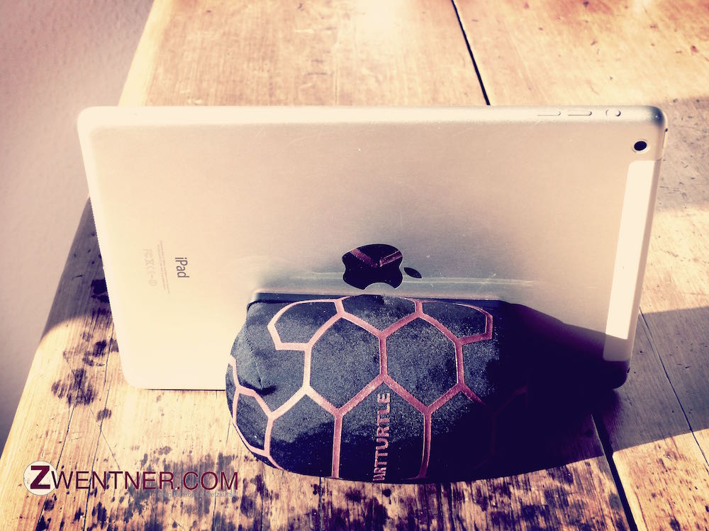 smart turtle ipad back