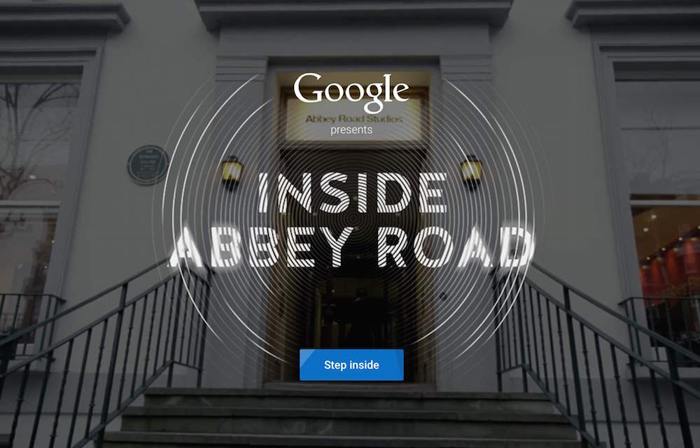 Inside Abbey Road Cover