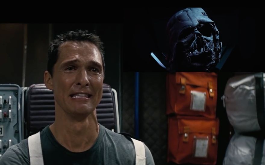 Matthew Mcconaughey Star Wars