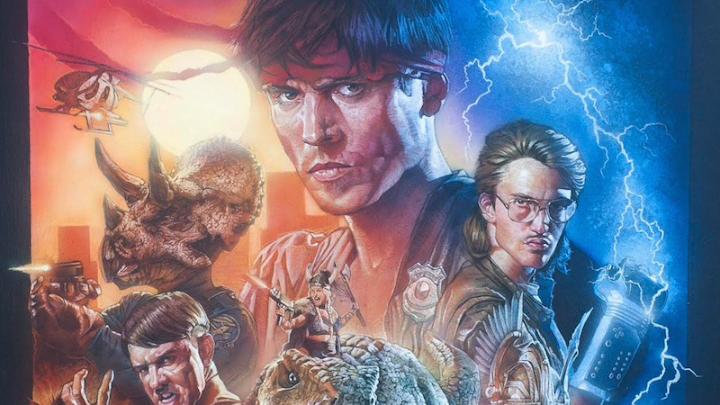 Kung Fury Cover