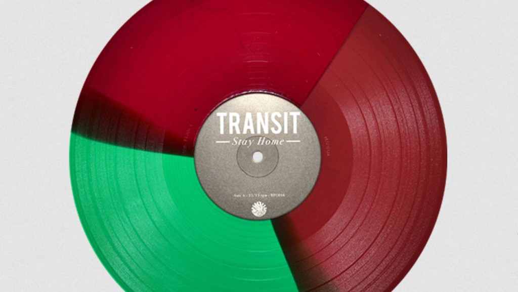 Colored Vinyl Records Cover