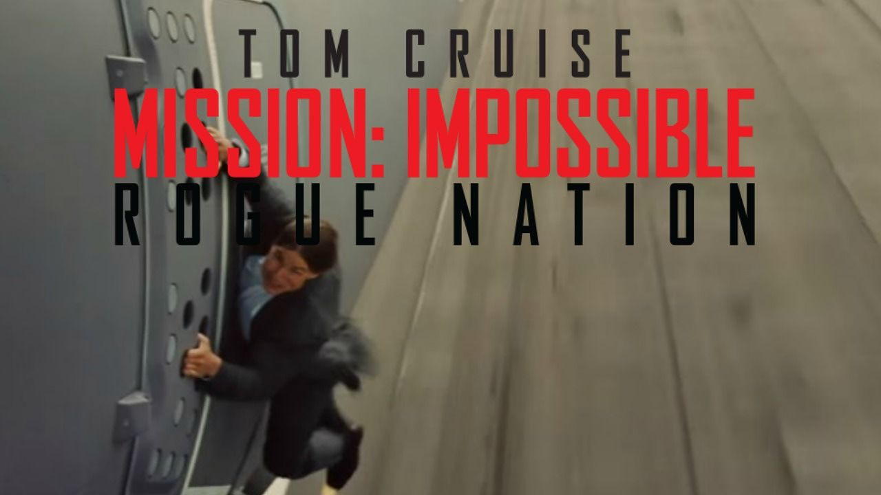Mission Impossible Rouge Nation: Trailer