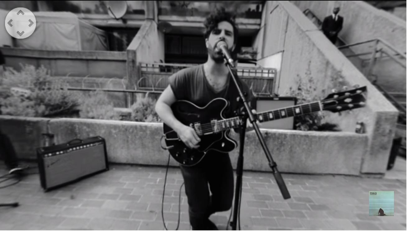 Foals - Mountain at my Gates: neues 360 Grad Video