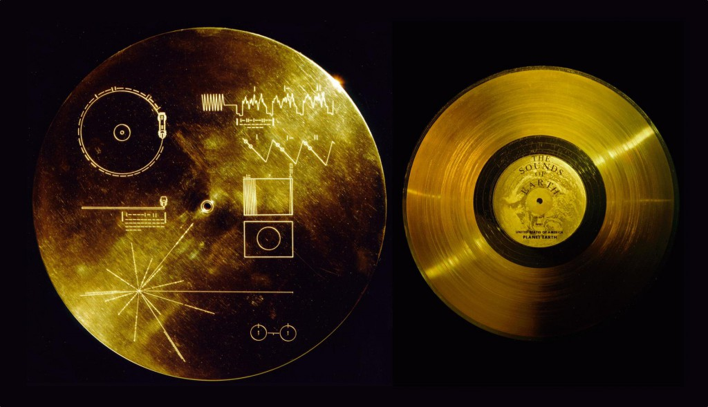 Voyager Golden Recors