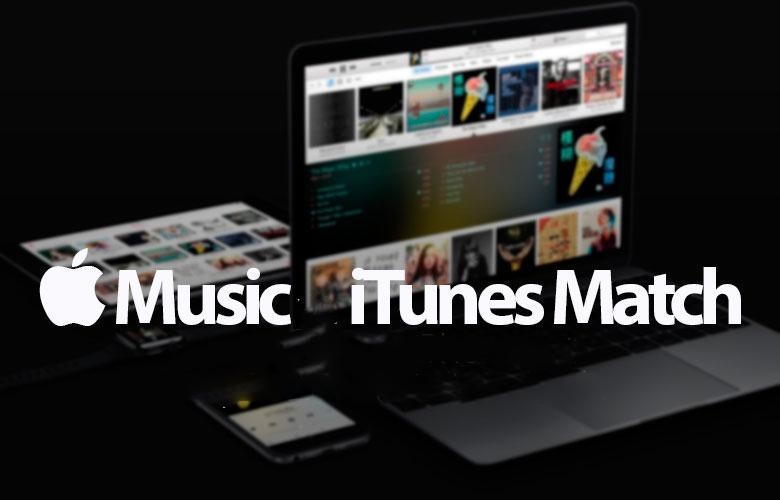 Apple music iTunes Match