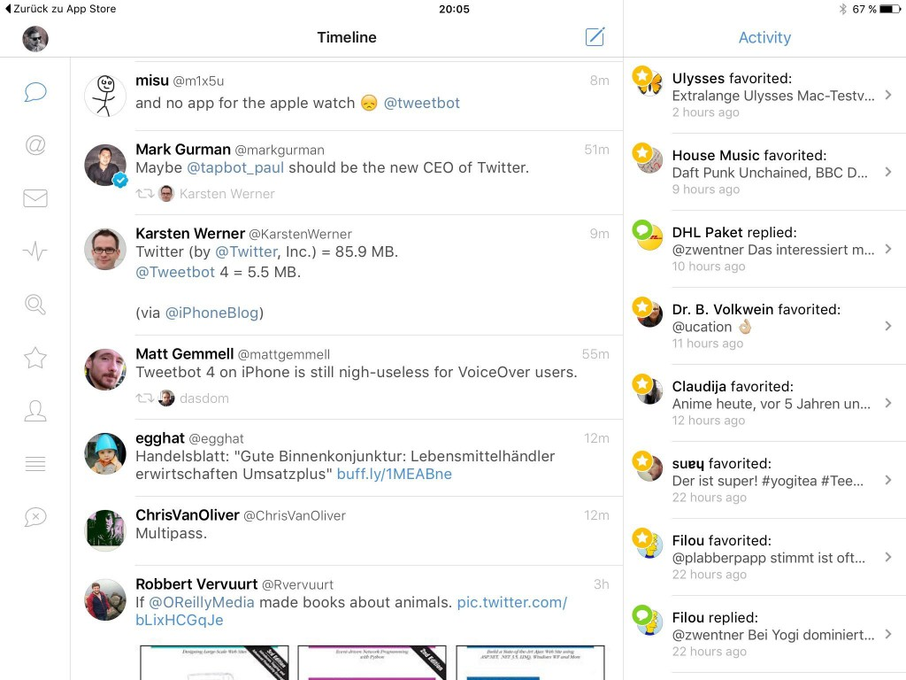 Tweetbot 4 ipad