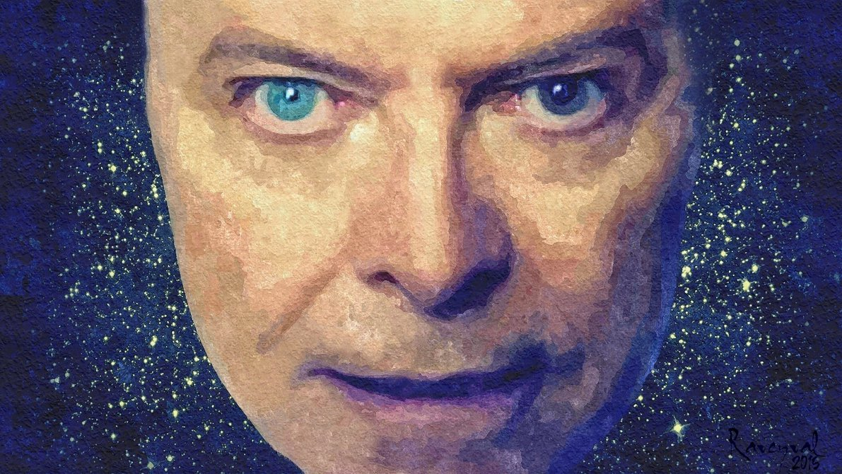 Neuer Song von David Bowie in TV Serie - The Last Panthers