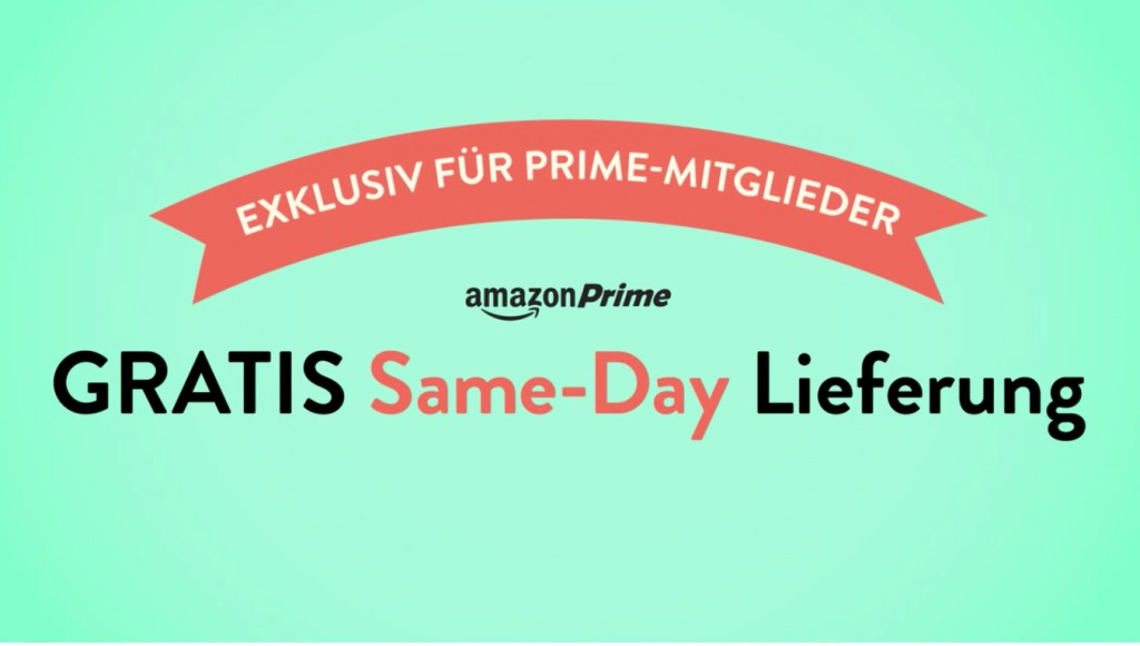 Amazon Gratis Same Day
