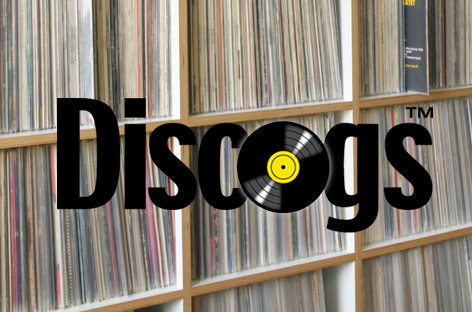 discogs-