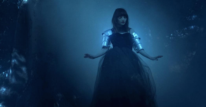 CHVRCHES Clearest_Blue