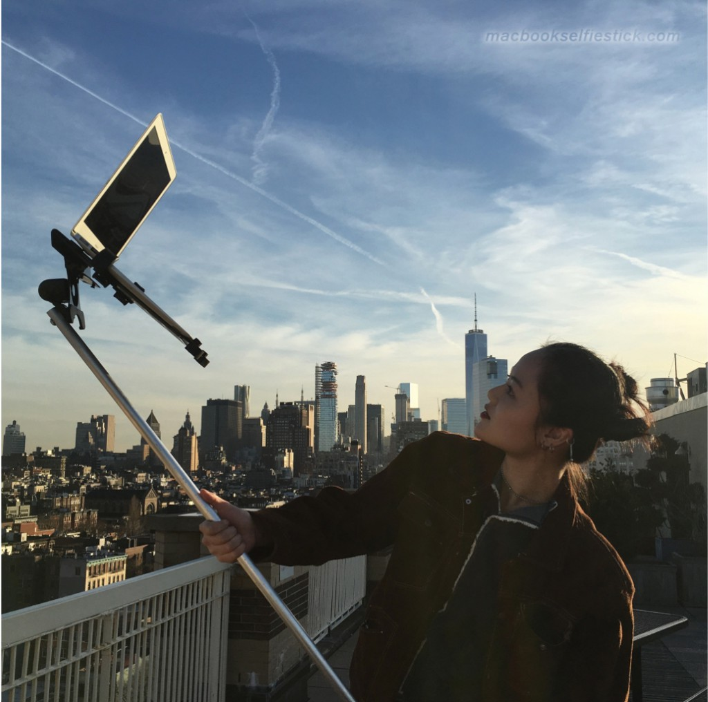 Mac Book Selfie Stick 3