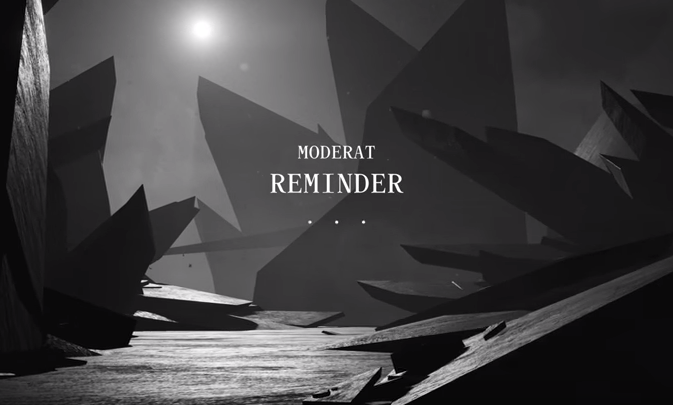 Moderat %22Reminder%22 - Official Video