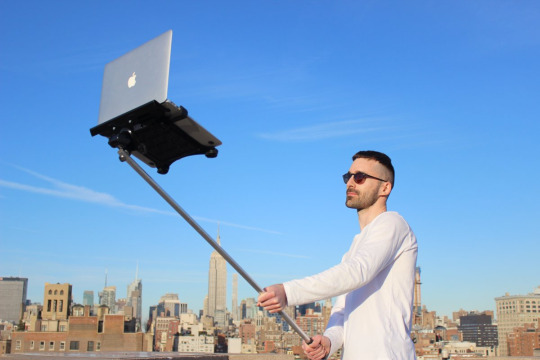 Mac Book Selfie Stick